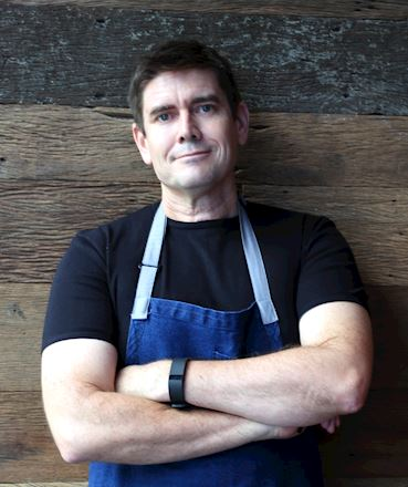 CHEF MICHAEL HOGAN