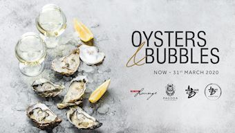 Oysters and Bubbles