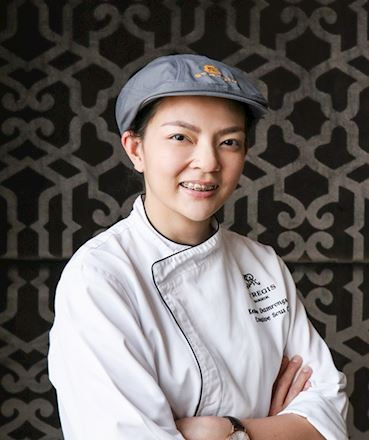 Chef Kesinee Damrongsakul