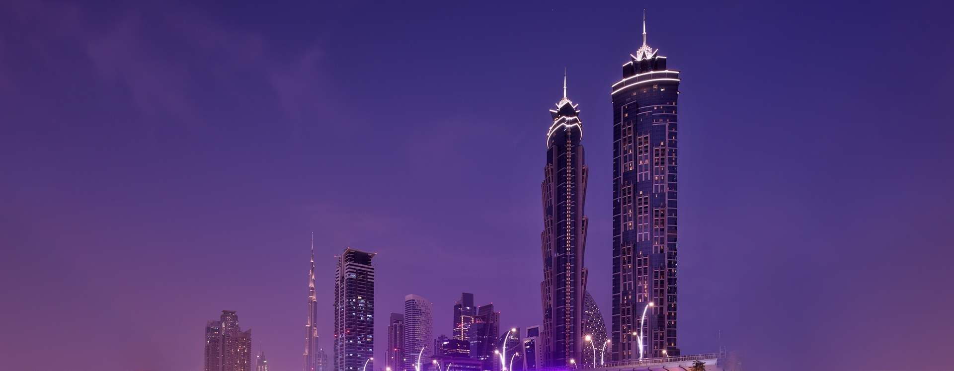The JW Marriott Marquis Dubai