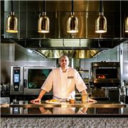 Head Chef Jean-François Nulli of French Grill