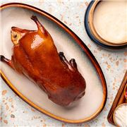 42 days roasted peking duck by John Anthony Hanoi