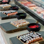 JW Cafe offers a sumptuous buffet