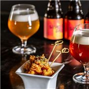 Enjoy rich flavors dishes, refreshing craft beer and relaxing moments at Smack Dab Hanoi