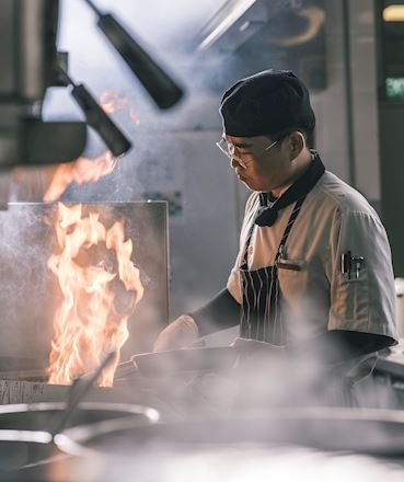 Chef Choi JW Marriott Hanoi