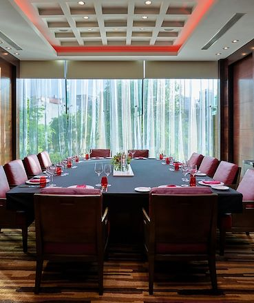 Bordeaux private dining room