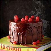 cake at roastery